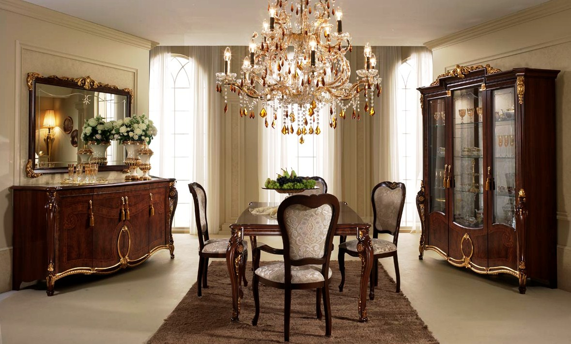 Classic Dining Room Design 20 Decoration Idea - EnhancedHomes.org