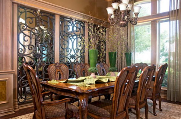 Classic dining room design ideas 4 decoration inspiration for Classic dining room ideas