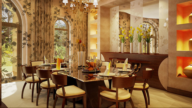 Classic Dining Room Design Ideas 6 Decoration Idea EnhancedHomesorg