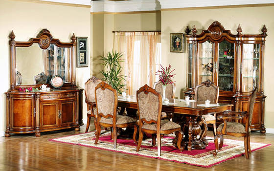 Classic Dining Room Furniture 13 Inspiration