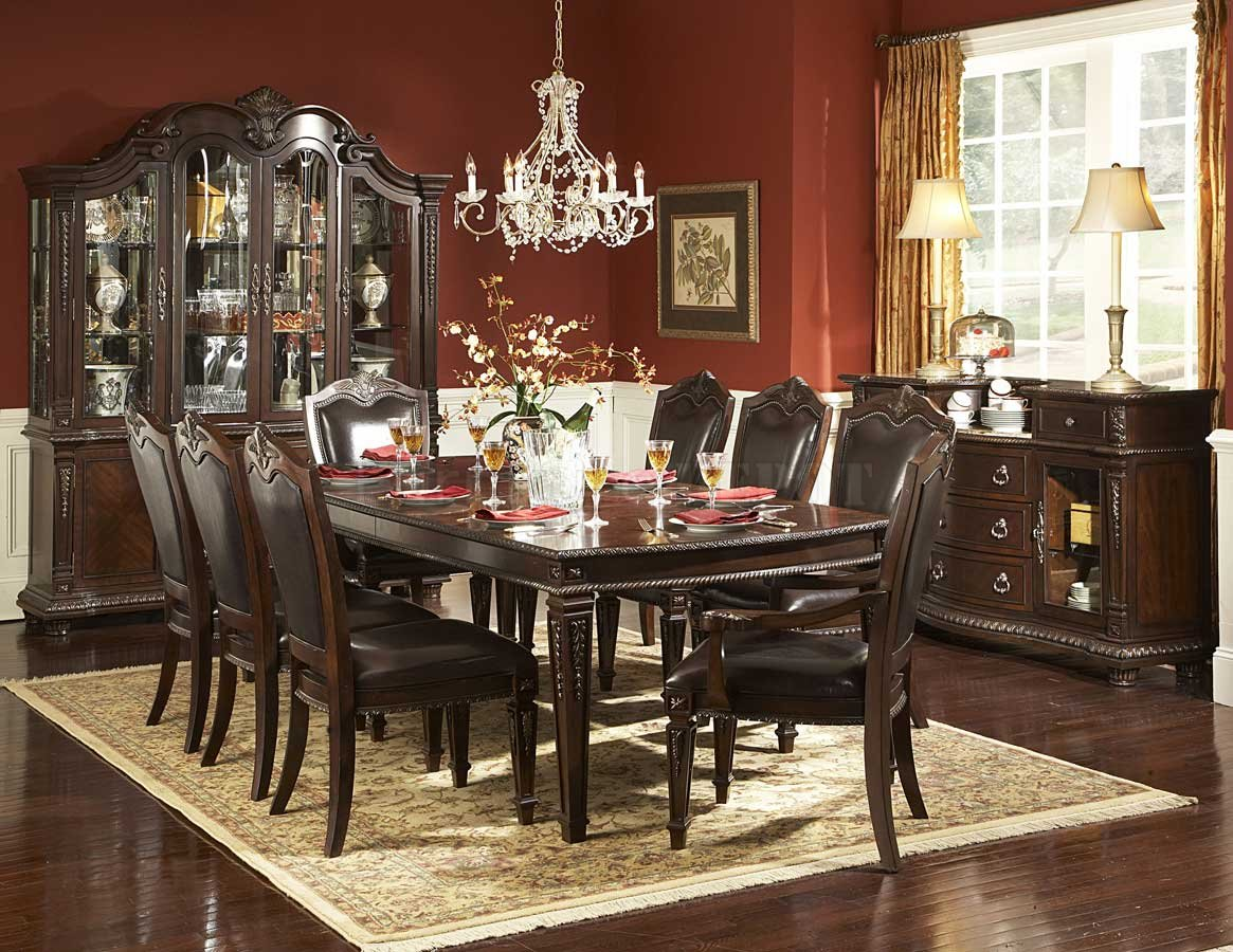 Classic Dining Room Furniture 17 Inspiration