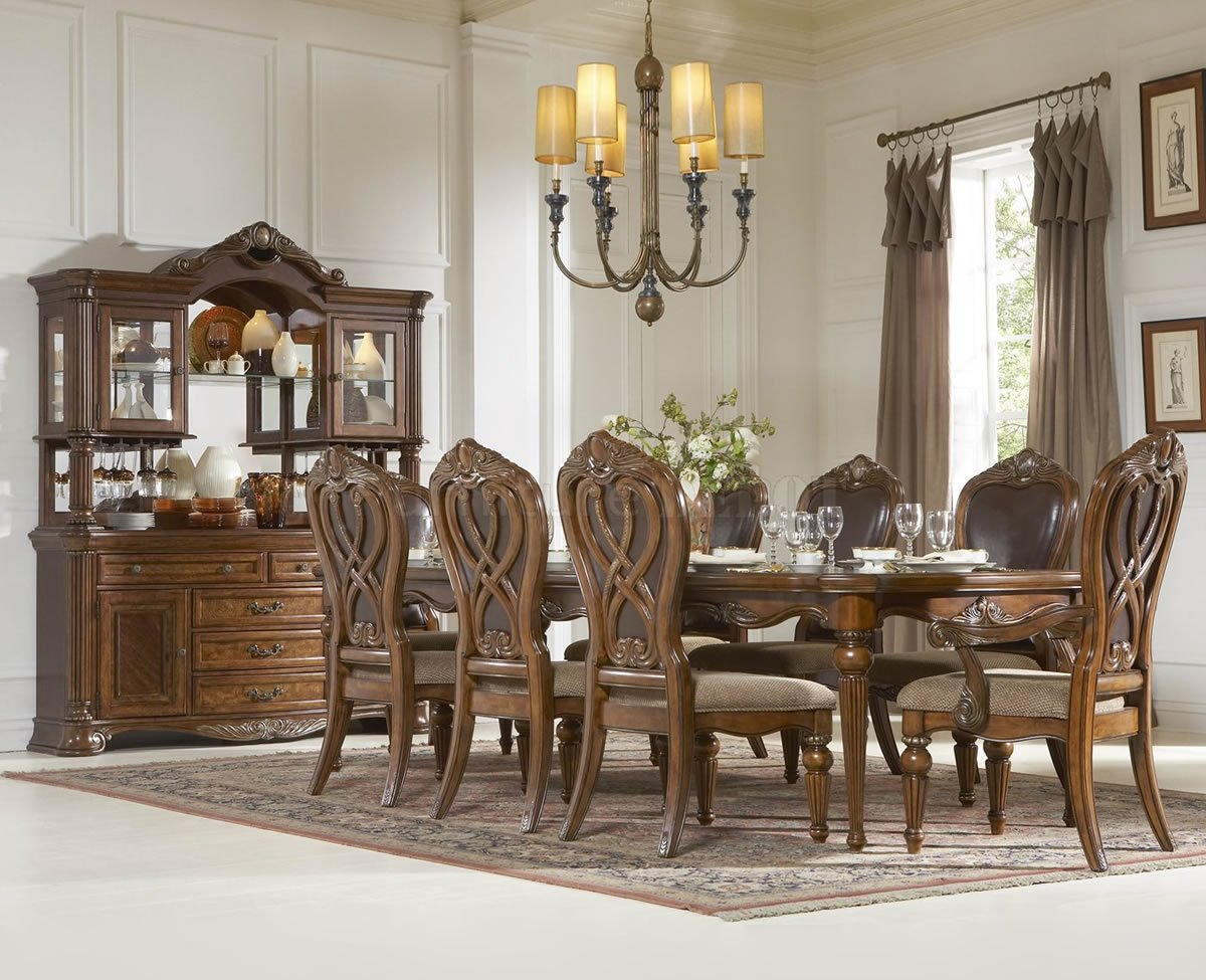 classic dining room furniture 2 decoration idea - enhancedhomes