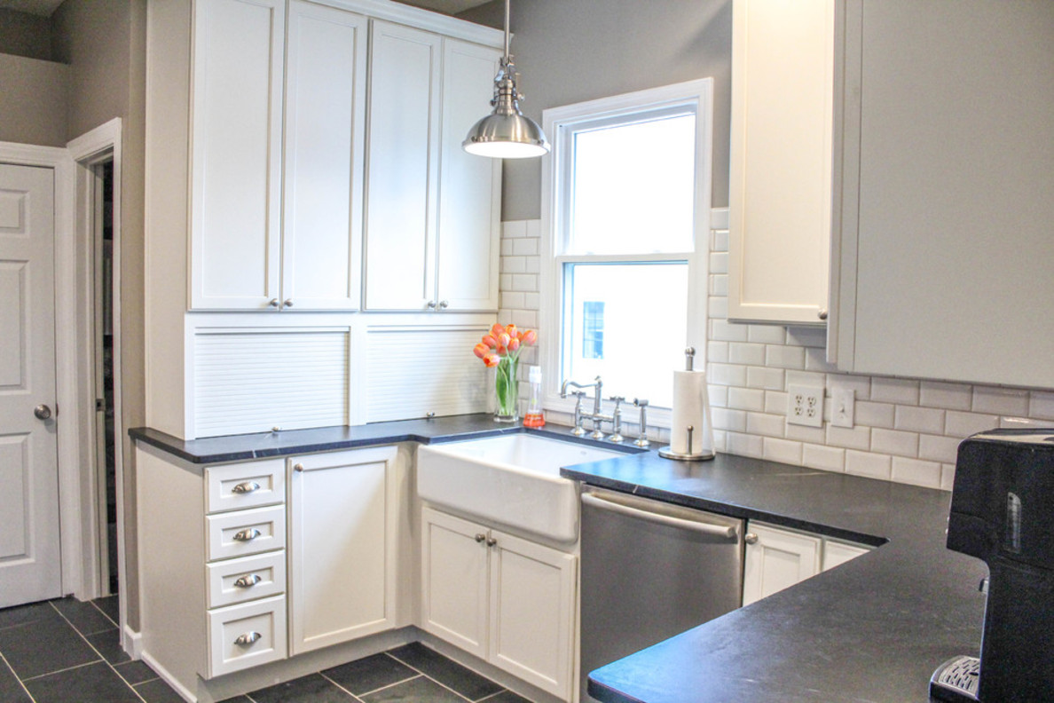 Slate Country Kitchen Photo Design Ge Appliances The