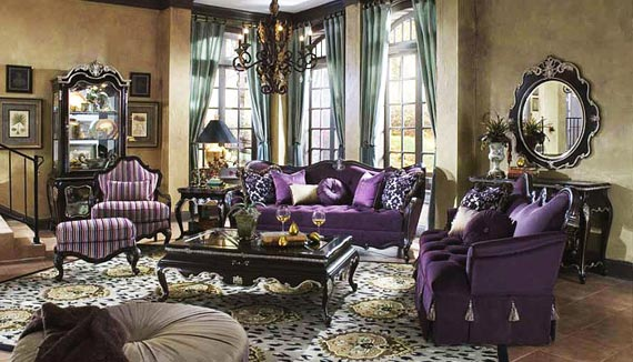 Classic Living Room Decorating Ideas 17 Picture
