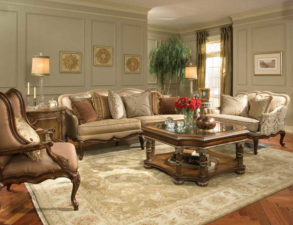 Classic Living Room Decorating Ideas 4 Designs Enhancedhomes Org
