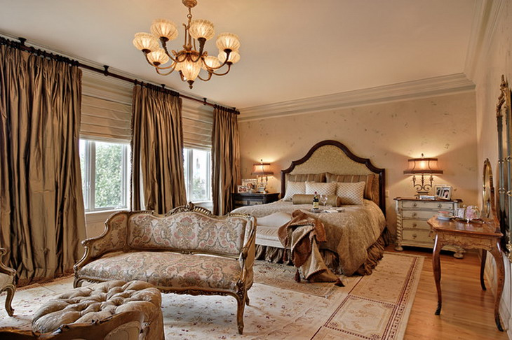 decorating a traditional master bedroom 20 inspiration