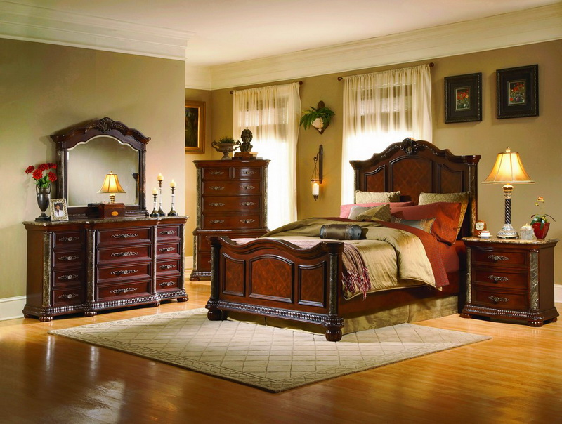 Superb Decorating A Traditional Master Bedroom 21 Decoration Inspiration