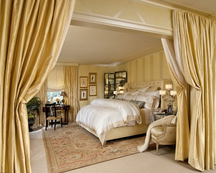 Decorating Traditional Bedrooms Decorating Ideas