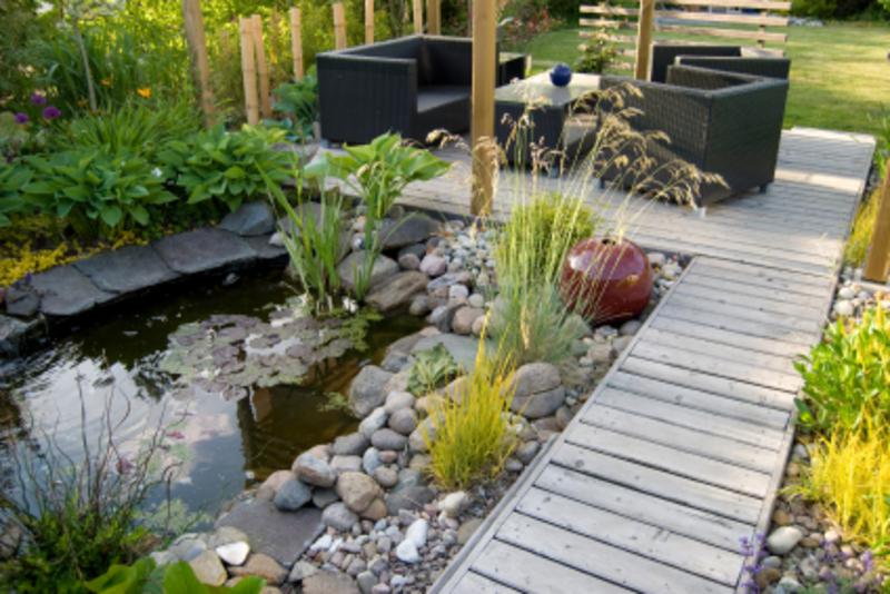 Garden Ideas For Small Areas 20 Renovation Ideas - EnhancedHomes.org