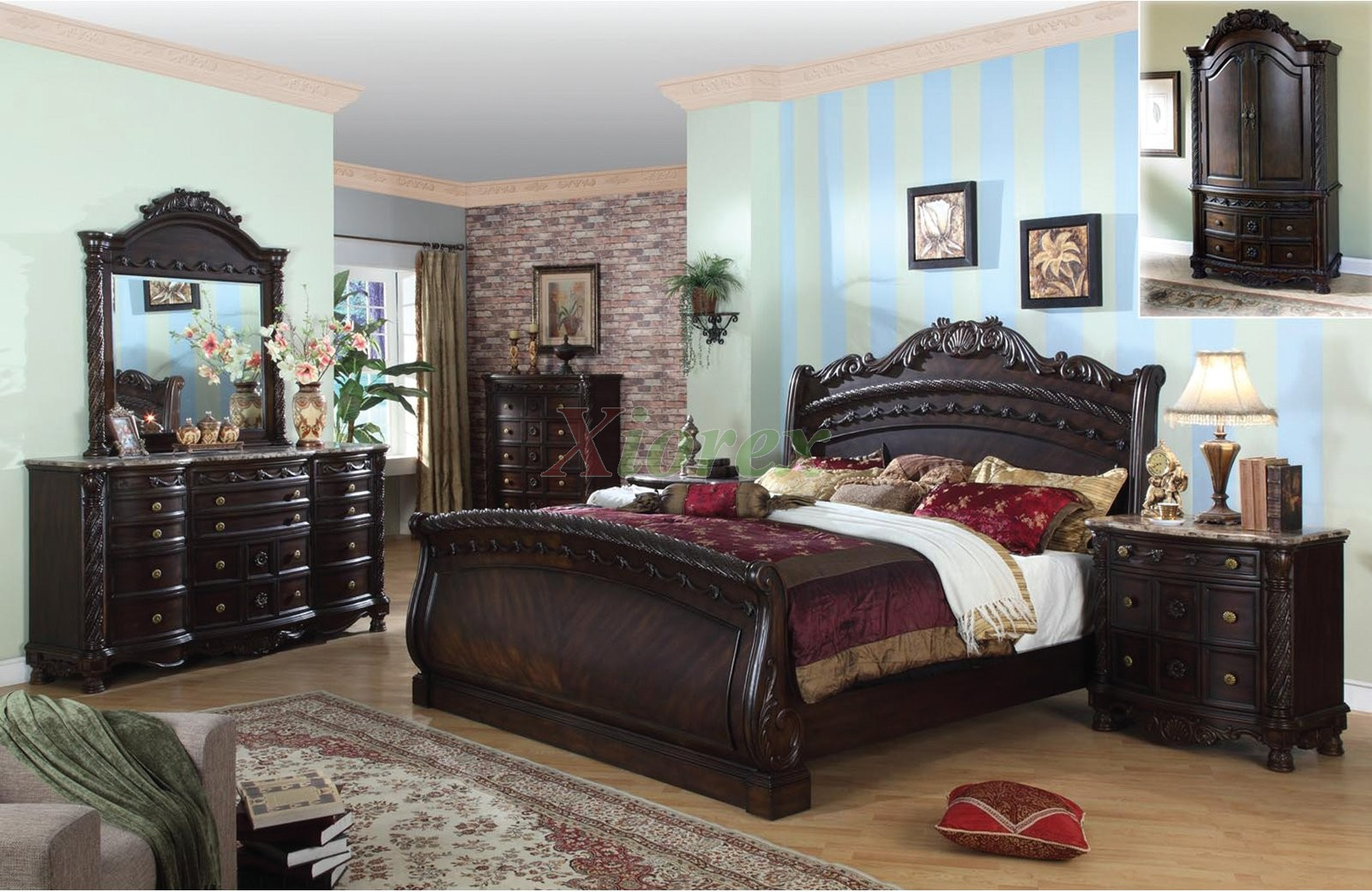 High End Traditional Bedroom Furniture 7 Renovation Ideas ...