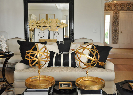 Home accessories gold 5 inspiring design Home decor gold