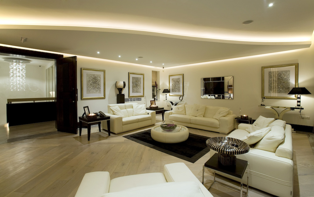 Luxury basement designs 6 decoration inspiration for Basement apartment ideas plans