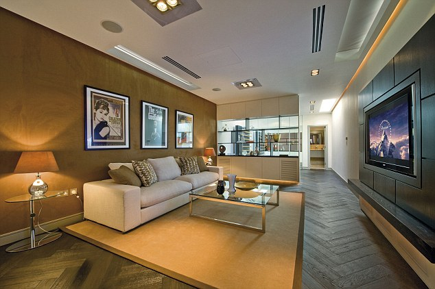 luxury basement designs HD Wallpapers & Luxury Basement Designs 7 Decor Ideas - EnhancedHomes.org