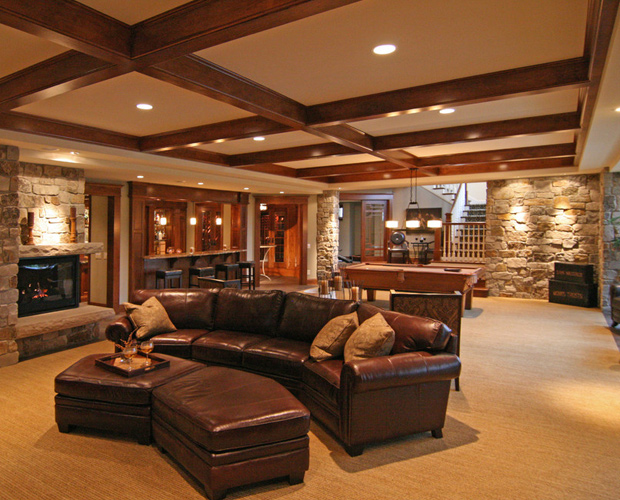 luxury basement designs 8 decor ideas