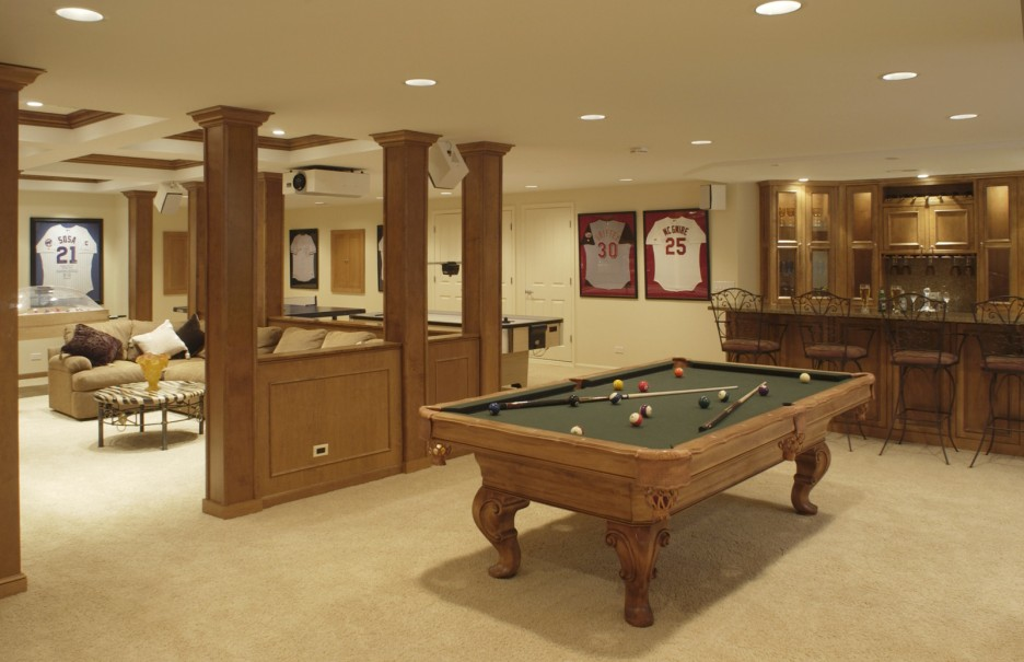 Luxury basement designs 9 decoration idea for Luxury basements