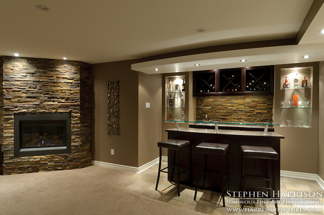 Luxury basements 25 inspiring design for Luxury house plans with basements