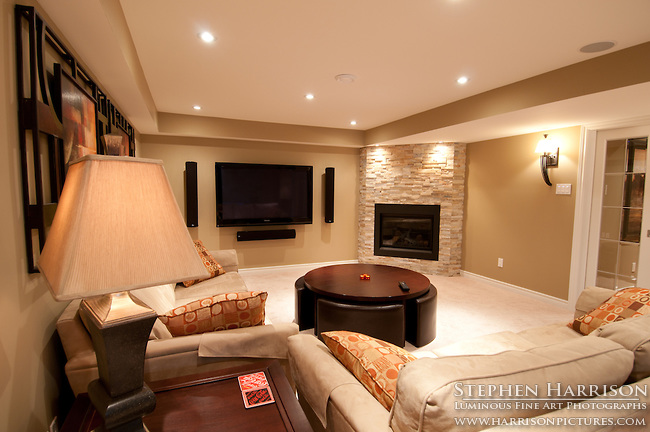 Luxury basements 33 architecture for Luxury basements