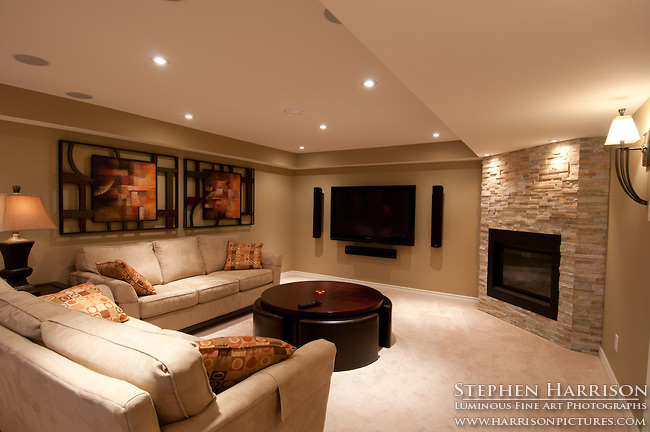 Luxury basements 4 architecture for Luxury basements