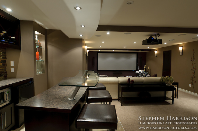 luxury basements HD Wallpapers & Luxury Basements 6 Design Ideas - EnhancedHomes.org