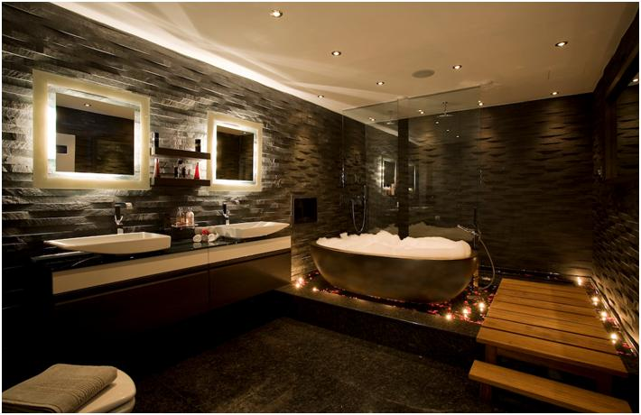 Luxury Bathroom Ideas 3 Decoration Inspiration - Enhancedhomes.Org