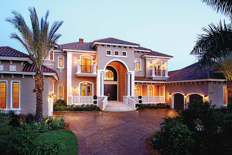 luxury exterior design renovating ideas