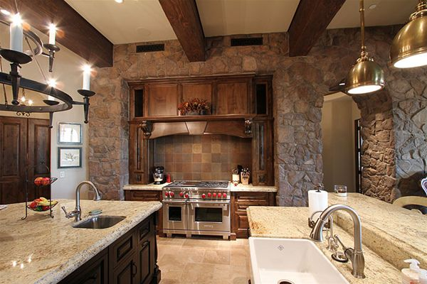 Luxury Kitchen Designs Photos Renovation Ideas EnhancedHomesorg - Luxury kitchen ideas