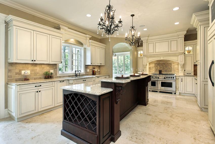 Luxury Kitchens Renovating Ideas