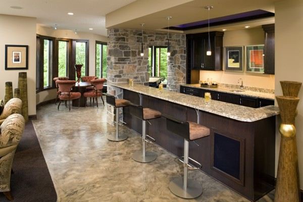 modern basement bar ideas 6 decor ideas