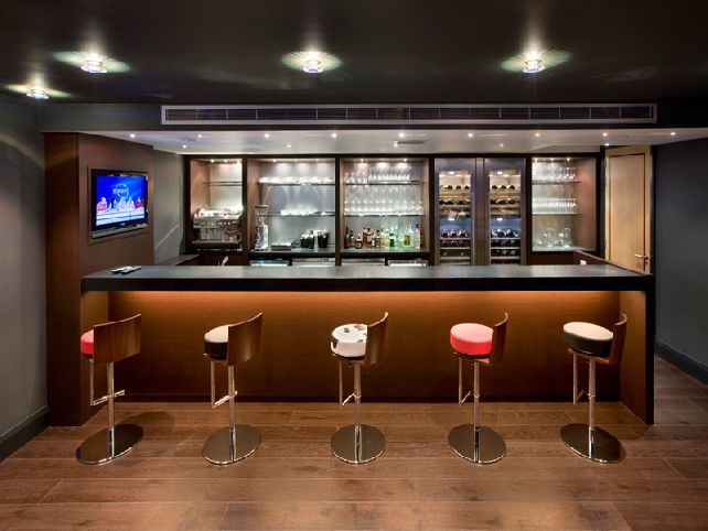 Modern basement bar ideas 9 decor ideas for Home bar designs and ideas