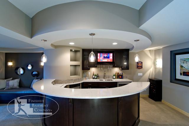 Modern Basement Bars 1 Decoration Inspiration EnhancedHomesorg