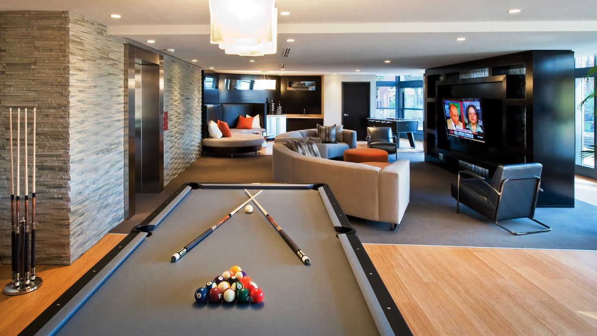 Modern basement ideas 8 architecture - Game room in house ...