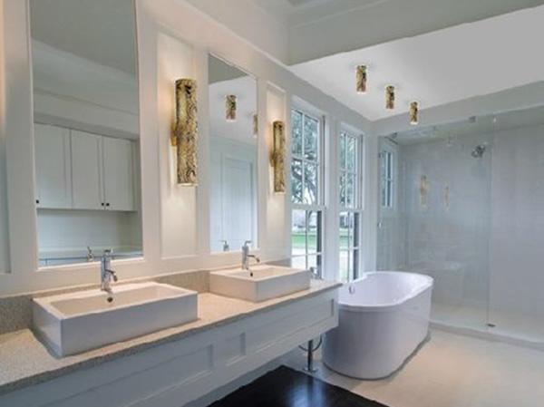 contemporary bathroom lighting. Modern Bathroom Lighting Renovations Contemporary