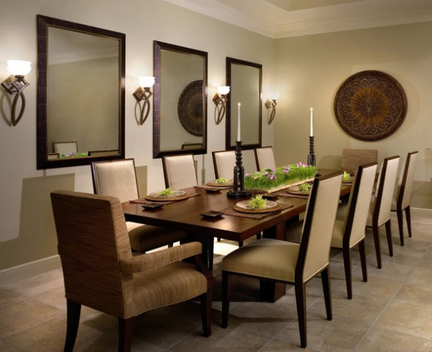 Modern Dining Room Art 15 Inspiring Design EnhancedHomes