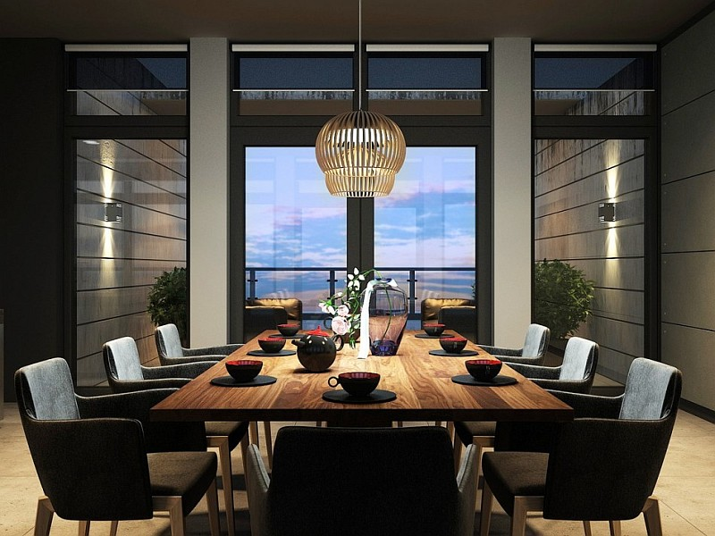 modern dining room light fixtures 3 renovation ideas