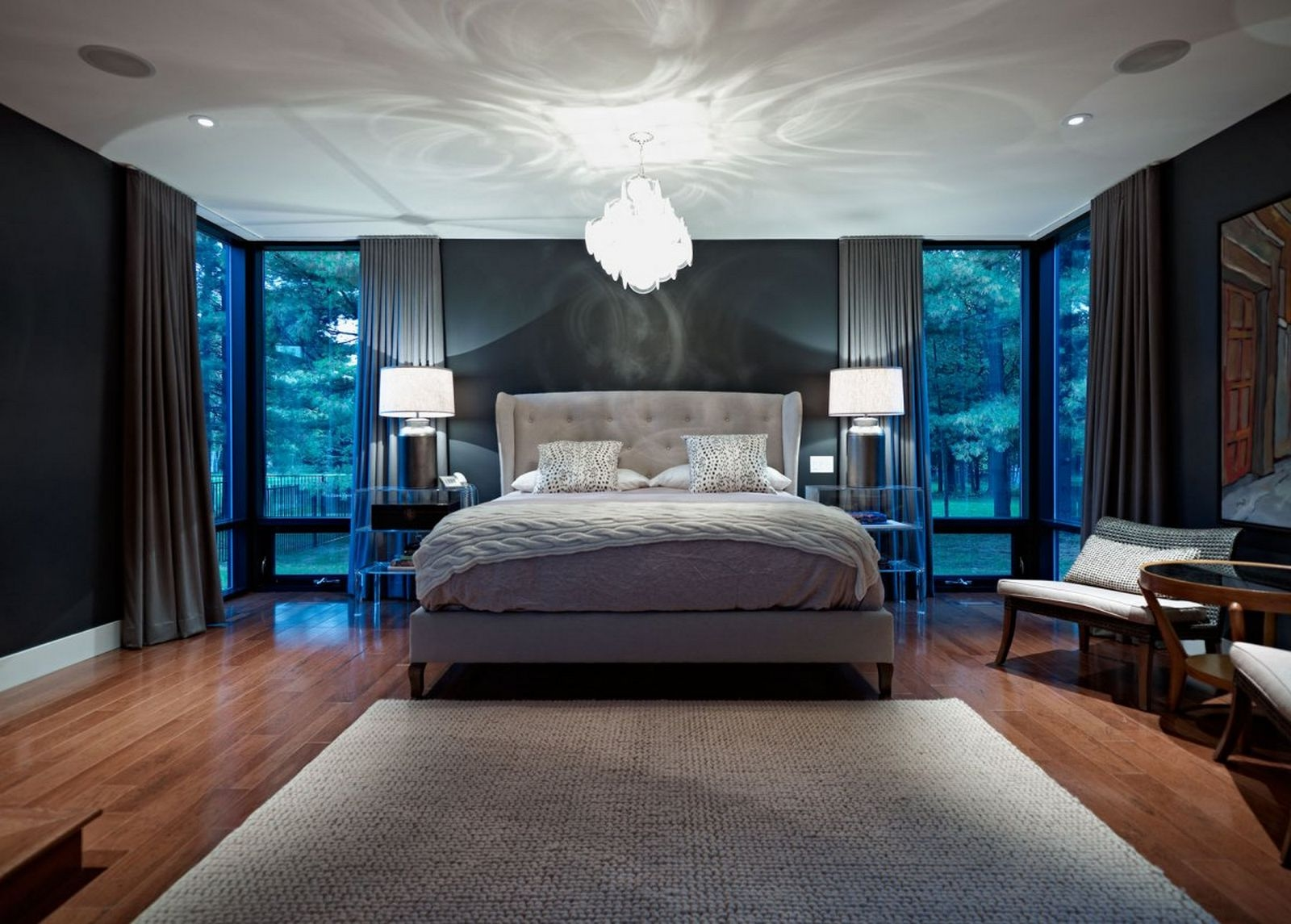 Modern elegant bedroom ideas 22 picture for Elegant master bedroom designs