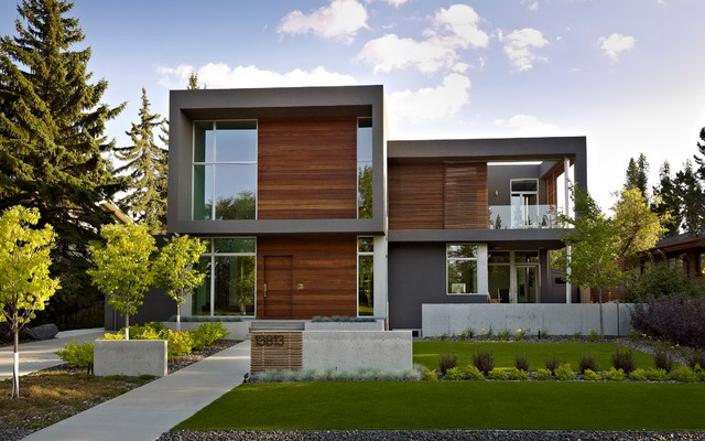 modern exterior renovating ideas