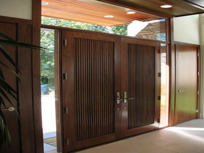 Modern Exterior Doors Re Decorating Ideas