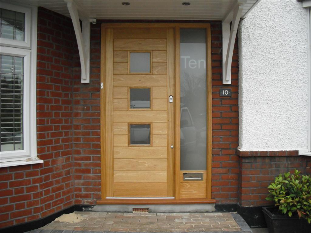Modern Exterior Doors modern exterior doors 13 inspiration - enhancedhomes