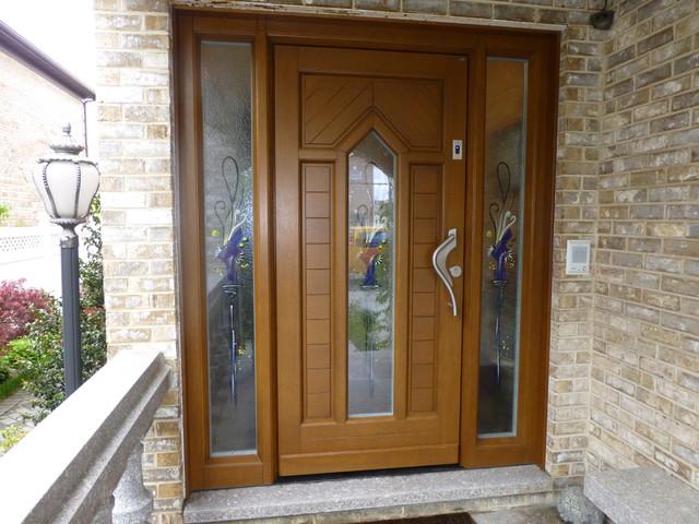 Modern Exterior Doors 2 Designs Enhancedhomes