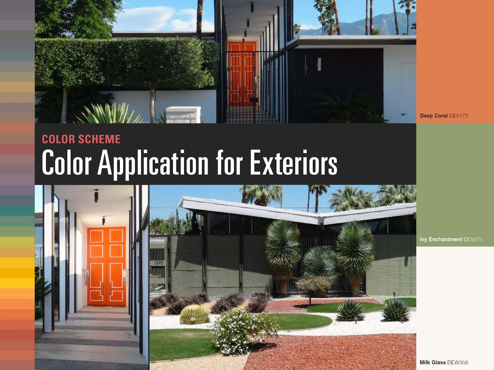 Modern exterior paint colors 2 ideas for Modern building colors exterior