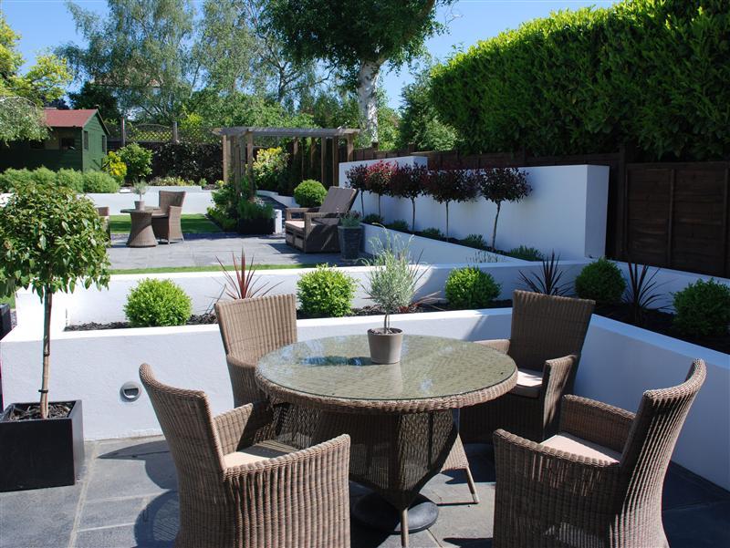 modern garden renovating ideas & Modern Garden 10 Architecture - EnhancedHomes.org