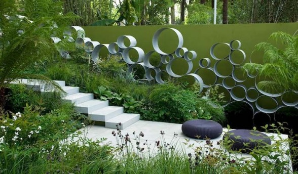 Modern garden design 15 decor ideas for Best garden designers