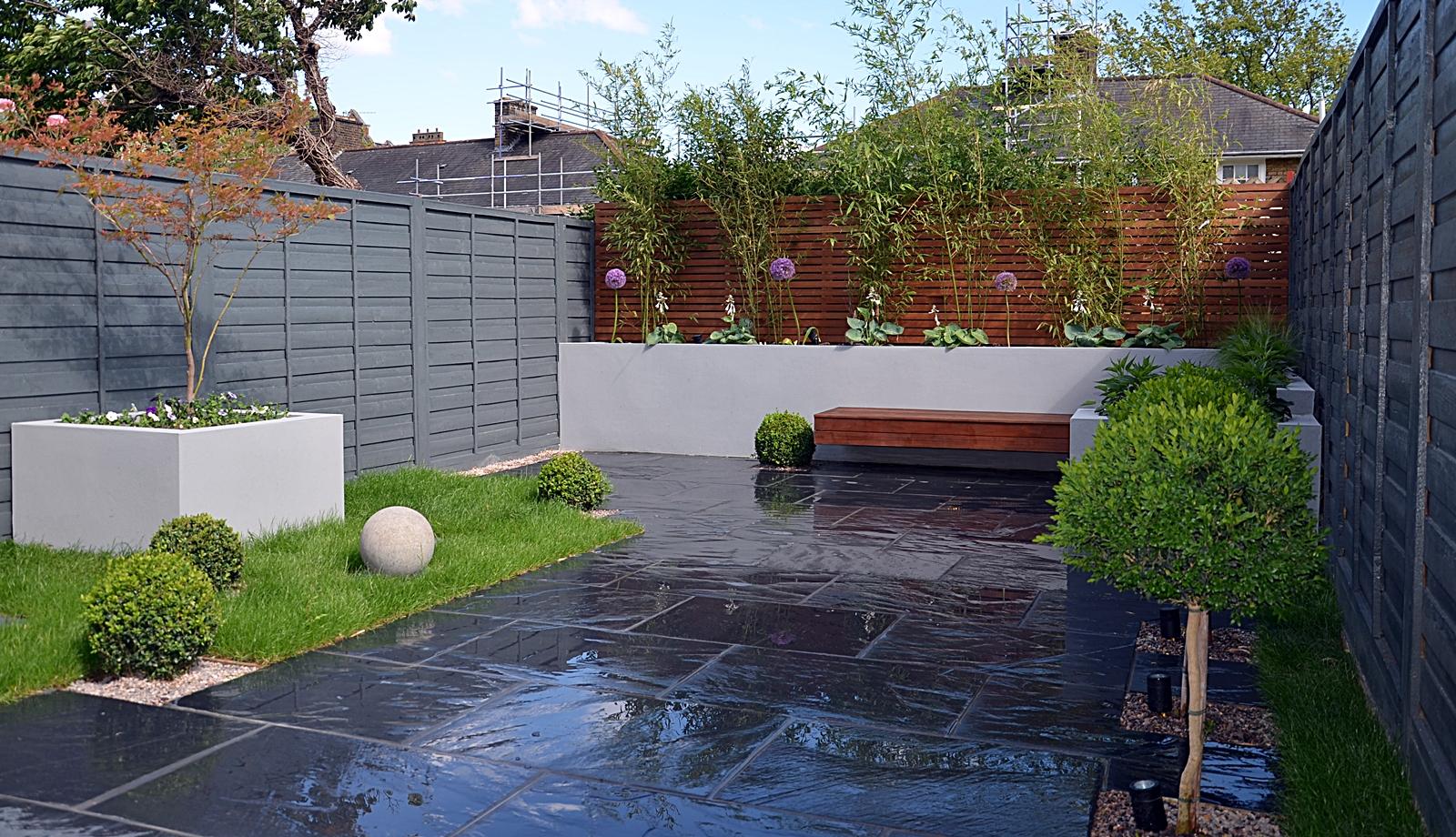 Modern Garden Design 3 Renovation Ideas Enhancedhomes Org