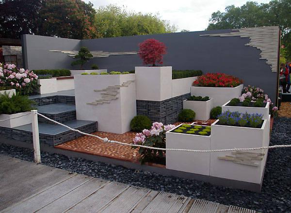 Modern Garden Design Pinterest 15 Ideas