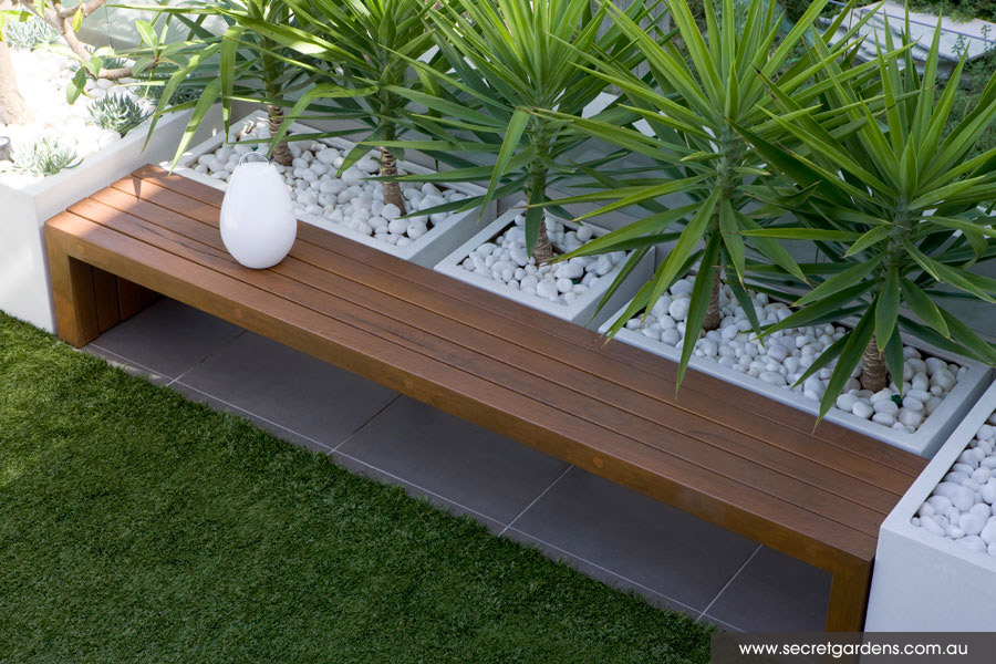 landscape modern garden design - photo #40