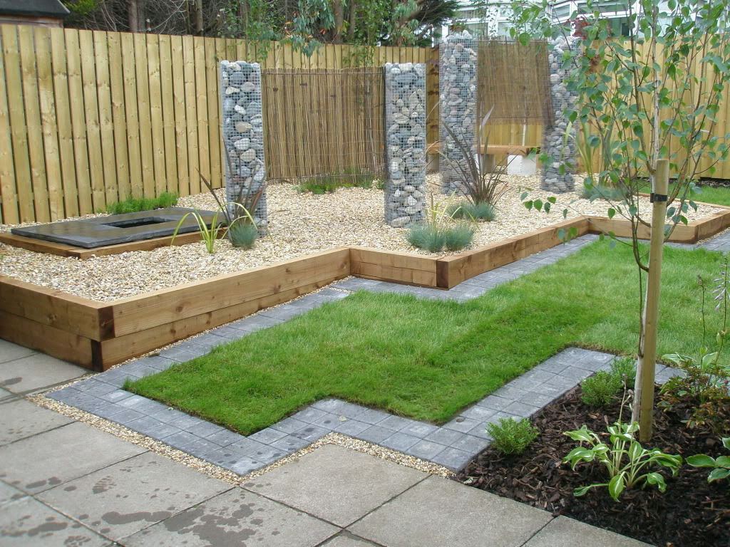 Perfect Garden Barrier Designs For Small Gardens Redecorating Ideas To Inspiration Decorating