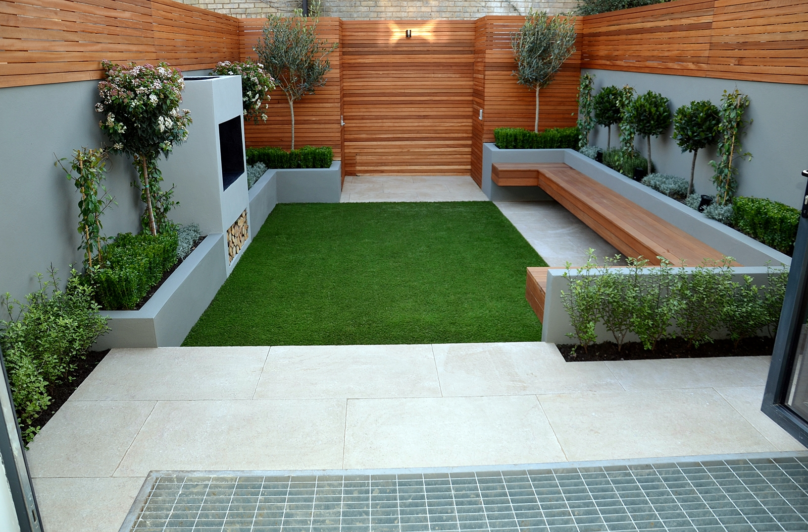 London Garden Design Decoration Modern Garden Designs For Small Gardens 5 Decoration Idea .