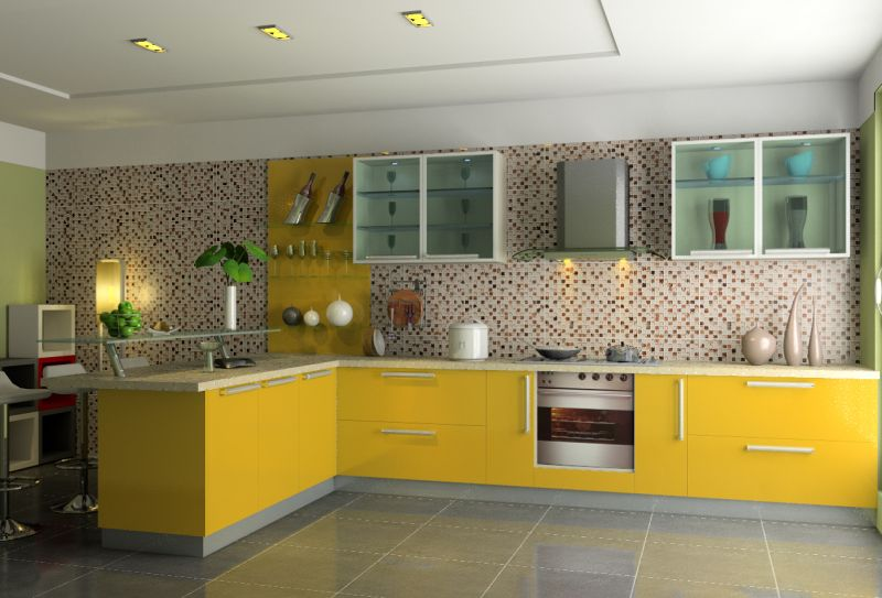 Modern Kitchen Cabinet Doors 14 Designs Enhancedhomes