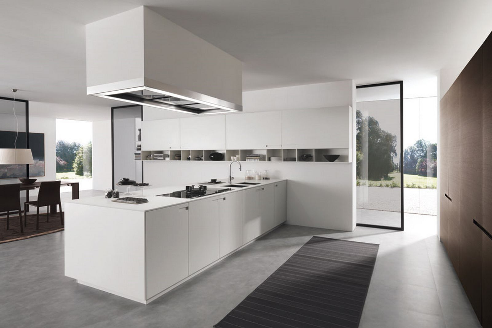 Modern Kitchen Appliances modern design of kitchen ~ rigoro