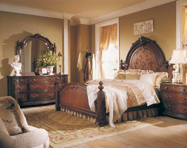 Simple elegant bedroom decorating ideas 4 arrangement - Magnificent luxury bedroom design ideas ...